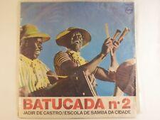 BATUCADA No. 2 - Escola de Samba da Cidade - LP