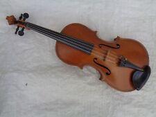 Vieja violín violín con carteles Maggini