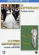 Il Gattopardo + L'Ultimo Gattopardo - (Blu-RayDisc+DVD+Libro) (Special Edition)