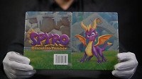 Official SPYRO Reignited Trilogy Steelbook Case - 'The Masked Man'