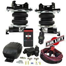 Air Lift LoadLifter5000 Air Springs & Wireless ONE Compressor for 09-18 Ram 1500