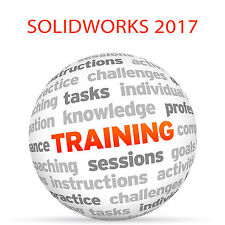 SOLIDWORKS 2017 - Video Training Tutorial DVD
