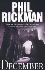 December (Phil Rickman Standalone), Rickman, Phil