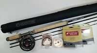"G. Loomis IMX-Pro Trout Spey Complete Outfit- 11'11"" - 3wt - 4pc - NEW"