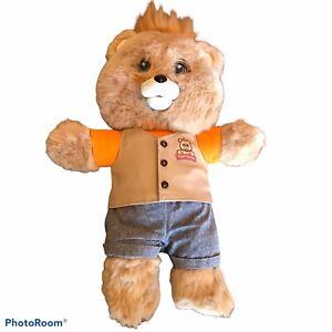 Teddy Ruxpin 2017 Animated Plush Storytelling Bear Bluetooth NEW WITHOUT BOX