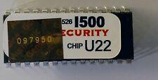 Williams WPC-S CPU U22 security chip Indianapolis 500 pinball machine