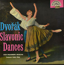 "KAREL SEJNA - DVORAK - SLAVONIC DANCES  12"" 2 LP BOX  (O691)"