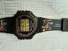 Old Vintage Casio DW-280 Digital Watch