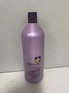 BrandNew !! Pureology Hydrate Shampoo 33.8 oz 1L - Sealed