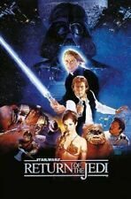 Star Wars Return of The Jedi One Sheet Poster #68