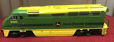 John Deere Athearn HO 6420 Train Engine