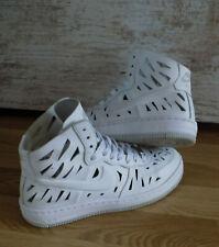 NIKE WMNS AF 1 ULTRA FORCE MID JOLI*36,5*Sneaker*Weiß*CUT OUT*Leder*UK 3,5