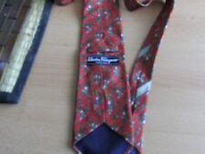 Accessoires cravates Salvatore Ferragamo pour homme