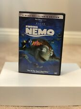 Finding Nemo (DVD, 2003 2-Disc Collector's Edition) WS/FS Disney Pixar FAST SHIP