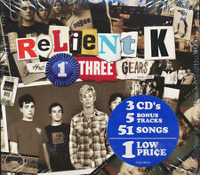 Relient K - The First Three Gears (3 CD SET) CD **BRAND NEW/STILL SEALED**