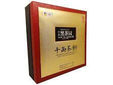 800g cake Chinatea Anhua drak tea black tea RunJin QianLiang Year 2013
