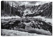 "Cortesi Home ""Dream Lake Morning"" by Darren White Wall Art 12"" x 18"""