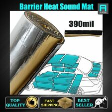 Area=15Sqft Adhesive Auto Foam Insulation Sound Deadener Heat Barrier Underlay
