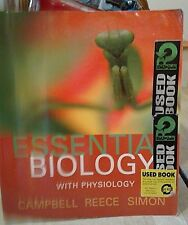 ESSENTIAL BIOLOGY WITH PHYSIOLOGY-CAMPBELL,REESE,SIMON-SOFTCOVER