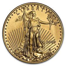 2009 1/10 oz Gold American Eagle Coin - Brilliant Uncirculated - SKU #48686