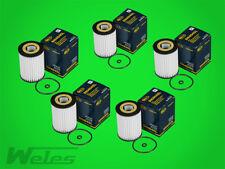 5 X SH4045 Filtro de Aceite Mercedes W164 W251 W203 W204 W211 W212 E 280 300 320