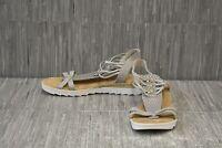**Rieker 63029-42 Slingback Sandal - Women's Size 9/EU 40 - Grey