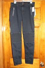 NWT Hudson Stark Moto Super Skinny Pant Jeans, Women's 29