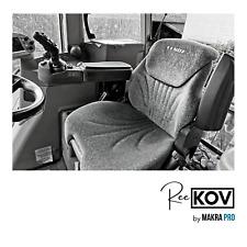 Fendt Vario 700 800 900 Armlehne Armpolster Alcantara Traktor Mittelarmlehne
