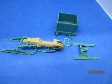 1984 GI Joe: Zartan - Chameleon / Swamp Skier parts
