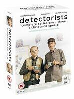 Detectorists - Series 1-3 + 15 Xmas Special Box Set [DVD][Region 2]