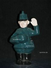 +*1947_01 Goebel Archivmuster, Cortendorf, Polizist als Likörflasche, in petrol
