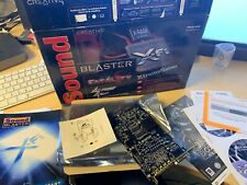 Creative Labs Sound Blaster X-Fi Fatal1ty XtremeGamer Pro Series Carte son