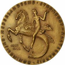 [#712953] Nederland, Medaille, Koninklijke Nederlandsche Stoomboot, 1956, UNC