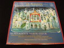 KLEMPERER<>GERMAN OPERA OVERTURES<>SEALED Lp Vinyl~US Pressing~EMI RL-32079