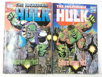 THE INCREDIBLE HULK Future Imperfect 1 2 of 2 ( MARVEL 1992 US Comic )