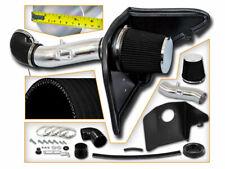 BCP BLACK 12-15 Chevy Camaro 3.6L V6 Cold Air Intake Kit + Heat Shield