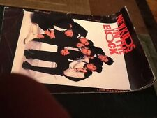 Vintage Nkotb Poster book