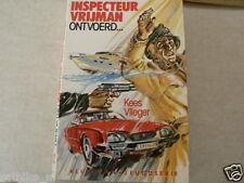 INSPECTEUR VRIJMAN ONTVOERD CITROEN CAR ON THE COVER KEES VLIEGER