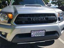 Toyota Tacoma Trd Pro Grille Ptr54-35150 Matte Black 2012 2013 2014 2015