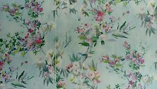 Designers Guild FAIENCE Wallpaper Sky Blue New 1 roll