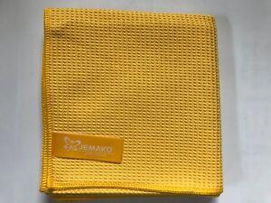 Jemako Trockentücher im 3er Set,  Gross 45 x 60 cm (Gelb)