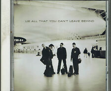 CD  U2 ‎– All That You Can't Leave Behind,Neuwertig Top,Island Records ‎–5482852