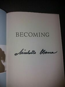 Barack Obama  - Michelle Obama  - Original Autogramme - Sammlung