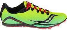 Saucony Men's Vendetta Track Spike Racing Shoe Size 10.5