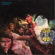 Canned Heat-Living the Blues (UK IMPORT) CD NEW