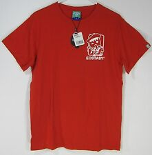 ECSTASY JAPAN STYLE UNISEX T SHIRT SIZE L Large RED