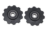 BBB RollerBoys Jockey Wheels Gear Pulleys Black BDP-02