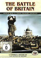 WORLD WAR II: THE BATTLE OF BRITAIN (EU PAL R0 DVD) (Sld)