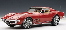 1970 Chevrolet Corvette RED 1:18 AUTOArt 71172