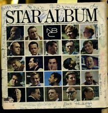 1964 / 1965 NBC Star Album TV shows bio SIGNED by STARS promo catalog history